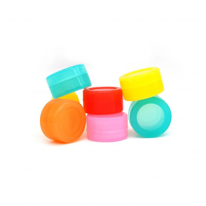 Silicone container 5ml